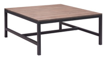 Gilman Square Coffee Table By Zuo Era
