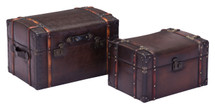 Foucault Trunk Set of 2 By Zuo Era