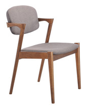 Brickell Dining Chair By Zuo Modern (Set Of Two)