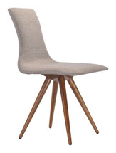 Downtown Dining Chair By Zuo Modern (Set Of Two)