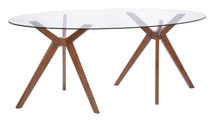 Buena Vista Dining Table By Zuo Modern