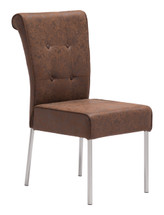 Ringo Dining Chair By Zuo Modern (Set Of Two)