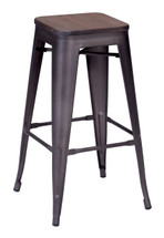 Marius Barstool By Zuo Era (Set Of Two)