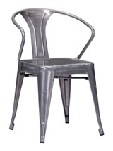 Helix Dining Chair By Zuo Era (Set Of Two)