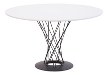 Spiral Dining Table By Zuo Modern