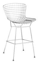Wire Bar Chair By Zuo Modern (Set Of Two)