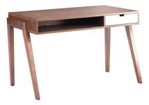 Linea Desk By Zuo Modern