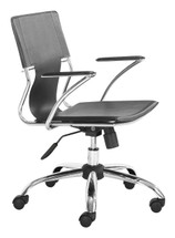 Trafico Office Chair By Zuo Modern