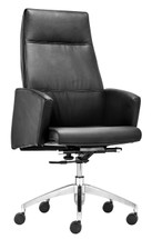 Chieftain High Back Office Chair By Zuo Modern