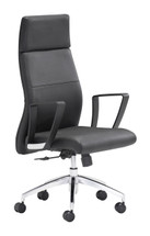 Conductor High Back Office Chair By Zuo Modern