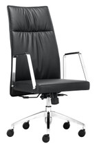 Dean High Back Office Chair By Zuo Modern