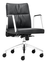 Dean Low Back Office Chair By Zuo Modern