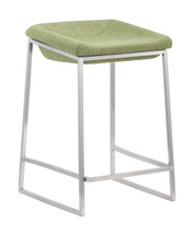Lids Counter Stool By Zuo Modern (Set Of Two)