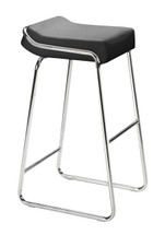 Wedge Barstool By Zuo Modern (Set Of Two)