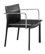 Gekko Conference Chair By Zuo Modern (Set Of Two)