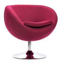 Lund Occasional Chair By Zuo Modern
