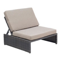 Delray Reclining Single Seat By Zuo Vive