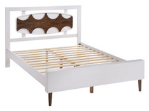 Seattle Queen Bed By Zuo Modern