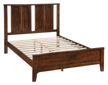 Portland Queen Bed By Zuo Modern