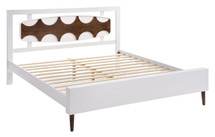 Seattle King Bed By Zuo Modern