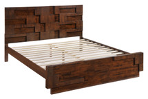San Diego King Bed By Zuo Modern