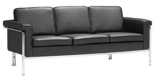 Brilliant Singular Sofa By Zuo Modern Laurel At Sunset Inc Andrewgaddart Wooden Chair Designs For Living Room Andrewgaddartcom