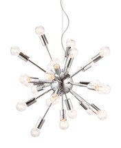 Pulsar Ceiling Lamp By Zuo Pure
