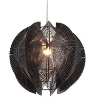 Centari Ceiling Lamp By Zuo Pure