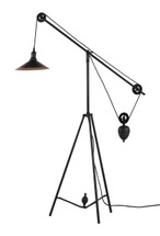Jasper Floor Lamp By Zuo Pure