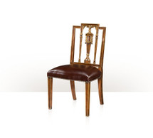 Formal Lines Dining Chair