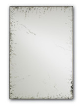 Rene Mirror, Rectangular  By Currey & Company