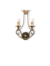 Anise Wall Sconce By Currey & Company