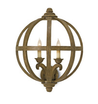 Axel Wall Sconce By Currey & Company