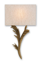 Bel Esprit Wall Sconce, Left By Currey & Company