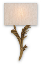 Bel Esprit Wall Sconce, Right By Currey & Company