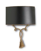 Baron Wall Sconce By Currey & Company