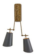 Jean-Louis Wall Sconce By Currey & Company