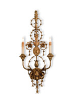 Belmonte Wall Sconce By Currey & Company