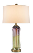 Amberly Table Lamp By Currey & Company