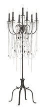 Fortress Floor Candelabra By Currey & Company