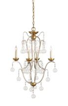 Allusion Chandelier By Currey & Company