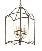 Bamburgh Lantern By Currey & Company