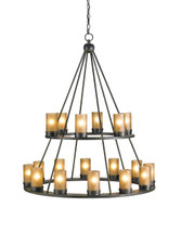 Darden Chandelier By Currey & Company