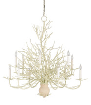 Seaward Chandelier, Large By Currey & Company