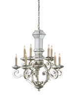 Domani Chandelier By Currey & Company
