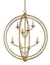 Aphrodite Chandelier By Currey & Company