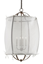 Claudine Chandelier By Currey & Company