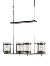 Quatermaine Chandelier By Currey & Company