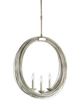 Haley Chandelier By Currey & Company