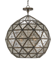 Buckminster Chandelier By Currey & Company